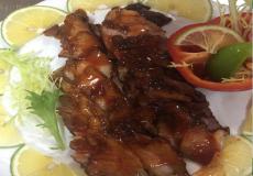 广式叉烧饭